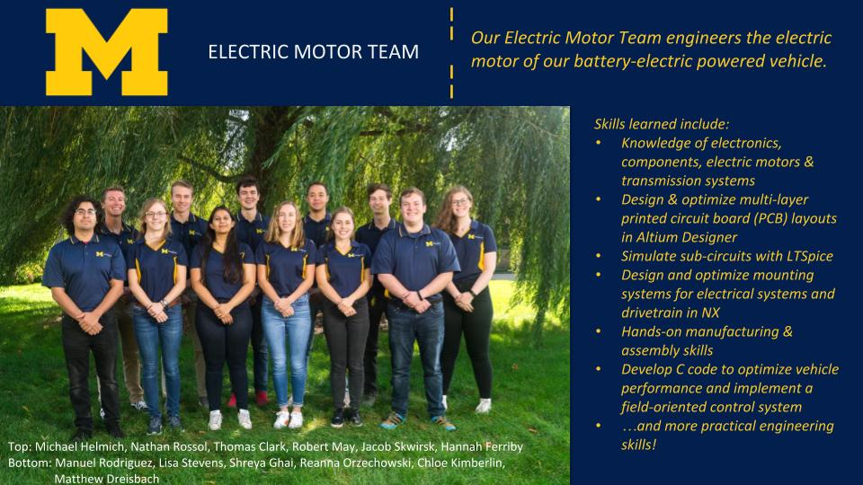 Electric Team